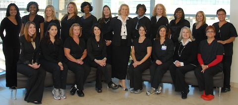 UT Southwestern Plastic Surgery Clinical Staff