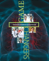Game Changers: Leading the Next Generation of Lung Cancer Discoveries
