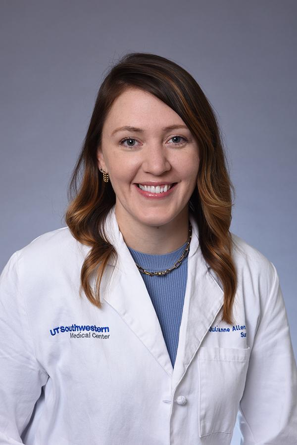 Program Year 4 Surgery Residents: Surgery - UT Southwestern