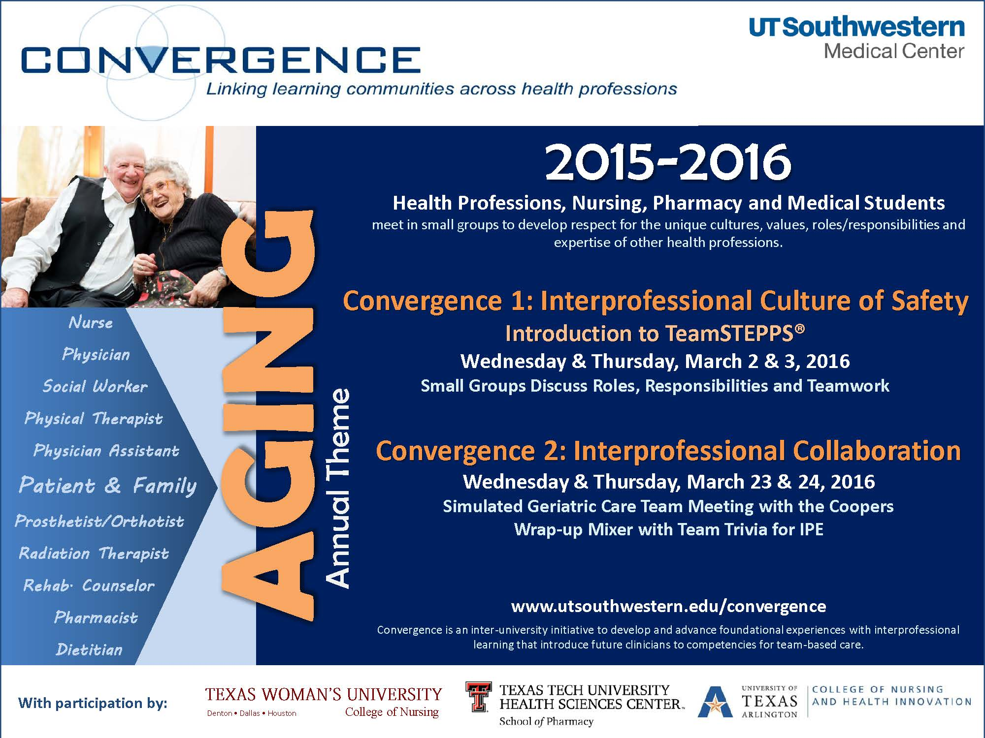 Convergence Day 2016 Aging