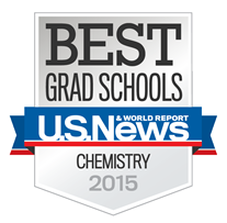 US News Graduate School badge