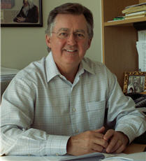 Dr. Dean Sherry in office