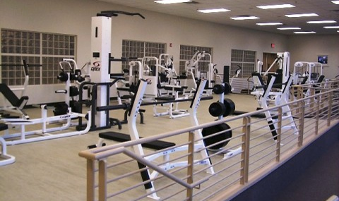Student Center - Fitness Equipment