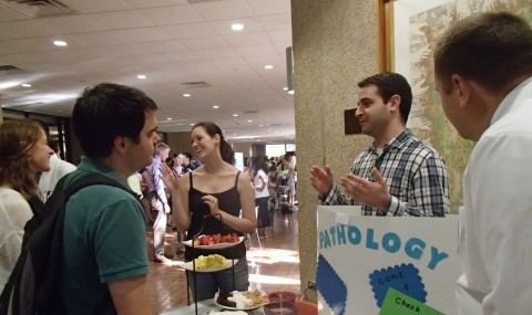 Annual Student Organization Fair - Bryan Williams, M.D. Student Center