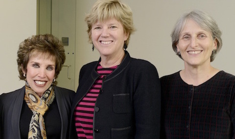 Mary V. Relling, PharmD, Carole Mendelson, Ph.D., and Naomi Winick, M.D.