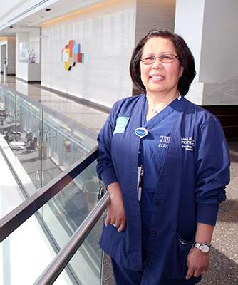 Meet some of our extraordinary nurses: Features - UT