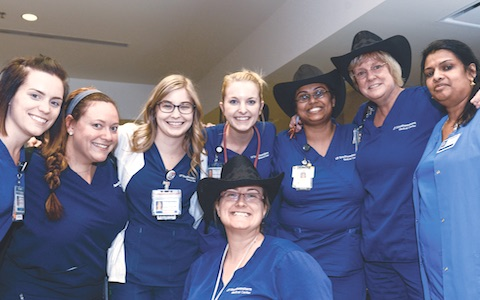 UTSW elevates Nursing Program and University Hospitals with