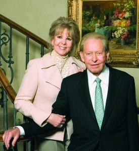 Harold C. Simmons and Annette Simmons