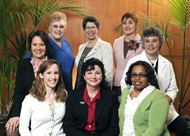 Ut Southwestern Nursing S Honored Faces Center Times