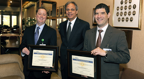 Division of General Internal Medicine honored for high-quality diabetes patient care
