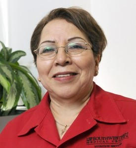 Honoree Teresa Salas