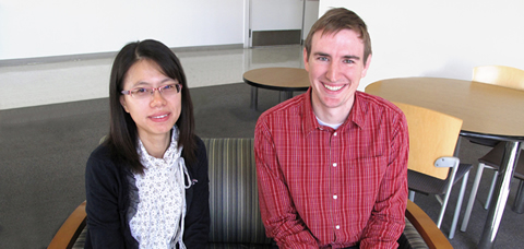 UTSW graduate students Ruei-Jiun Hung and Robert Orchard were among 13 selected nationwide to receive Harold M. Weintraub Graduate Student Awards from the Fred Hutchinson Cancer Research Center.