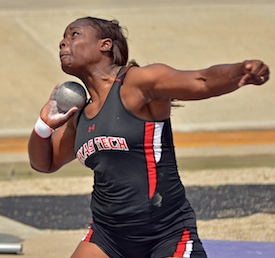 Ifeatu Okafor Shot Put