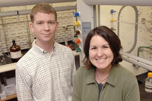 Dr. Joseph Ready and Dr. Jennifer Kohler have been named Alfred P. Sloan Research Fellows, a recognition intended to
