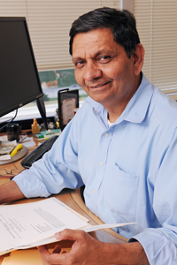 Dr. Madhukar Trivedi said he hopes to discover whether dosed exercise can reduce addicts' cravings for drugs.