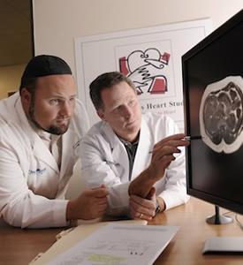 Drs. Ian Neeland, James de Lemos