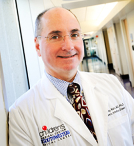 Dr. Jeffrey Kahn, Professor of Pediatrics and Microbi