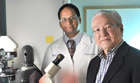 Dr. Vivek Kumar, Dr. Joseph Takahashi