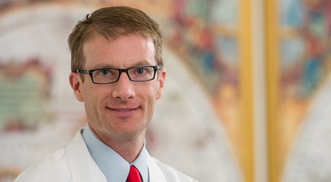 Dr. Gerber, a member of the Harold C. Simmons Comprehensive Cancer Center and lead author of the study