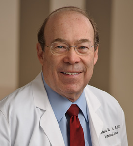 Dr. Robert Haley, chief of epidemiology and professor of internal medicine at UT Southwestern