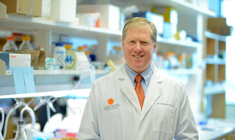 Dr. Sean Morrison, Director of the Children's Medical Center Research Institute at UT Southwestern (CRI), and Professor of Pediatrics