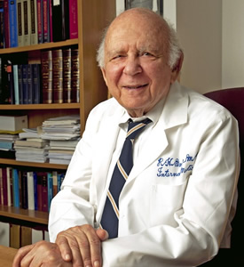 Dr. Roger Unger, Professor of Internal Medicine