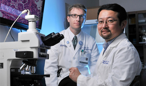 Drs. David Gerber and James Kim