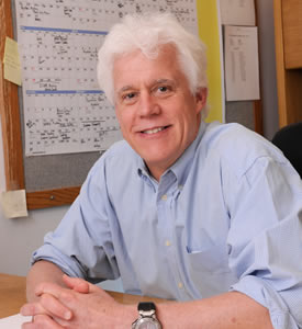 Dr. Eric Olson, Chair of Molecular Biology