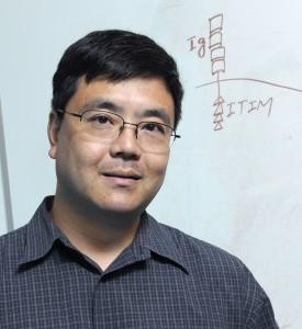 """Dr. Chengcheng """"Alec"""" Zhang"""