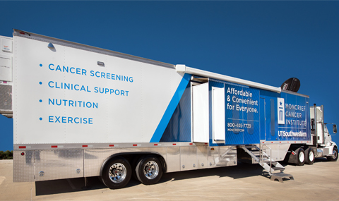 Mobile Cancer Survivor Clinic