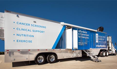 Mobile Cancer Survivor Clinic