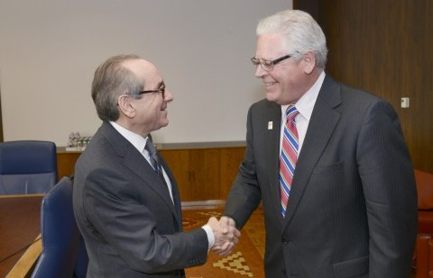 Podolsky and Barclay