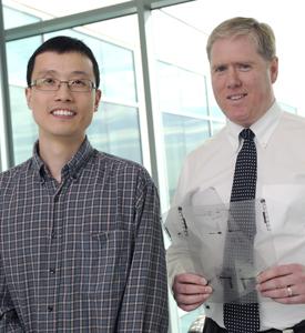 Drs. Sean Morrison, Lei Ding