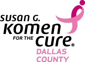 Susan G. Komen for the Cure Dallas County logo