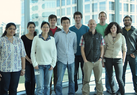 Current Members of the Alto Lab at UT Southwestern, Dallas, Texas