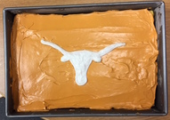 Will's Texas Longhorn Cake