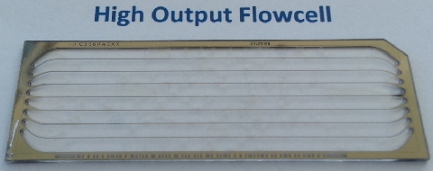 High Output Flow Cell