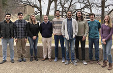Shiloh Lab Group photo 2019