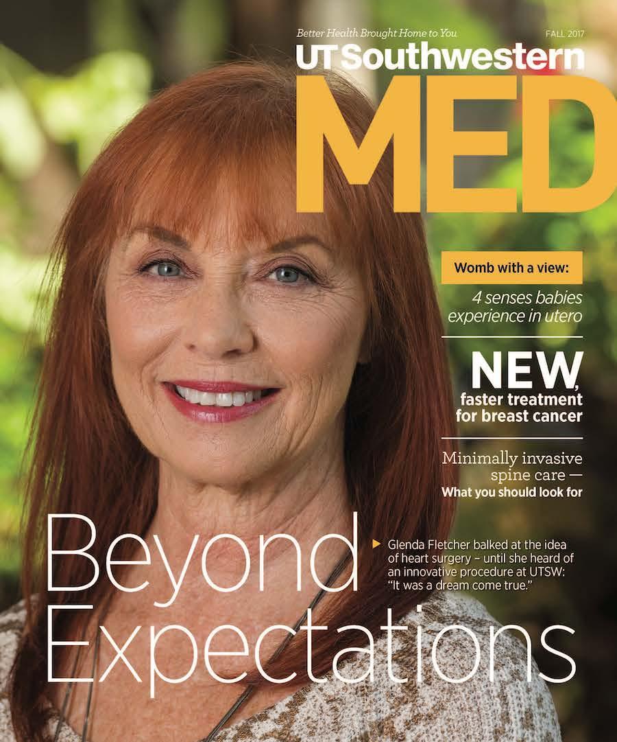 UTSW MED cover image