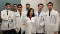 Second year adult Neurology residents