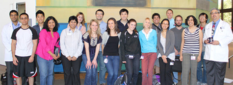 Members of the Student Interest Group in Neurology