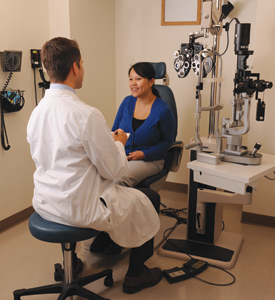 Ophthalmology Patient Care