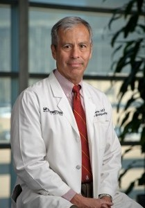 John Zuniga, DMD, PhD, Chief, Division of Oral and Maxillofacial Surgery