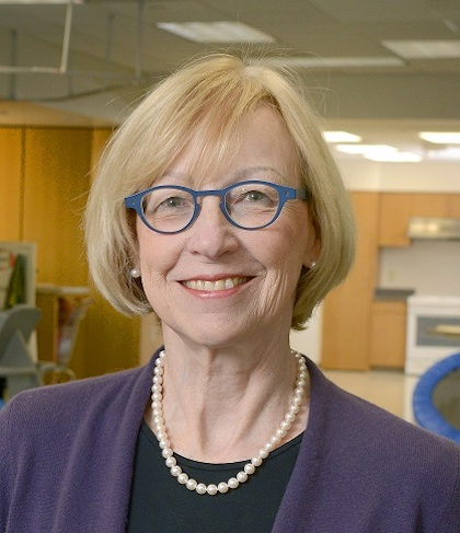 Dr. Kathleen Bell, Chair of Physical Medicine and Rehabilitation at UT Southwestern