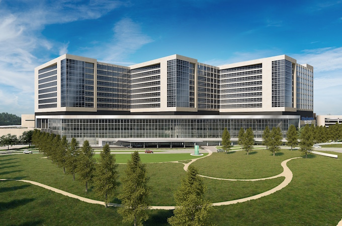 UT Southwestern University Hospitals garner top patient