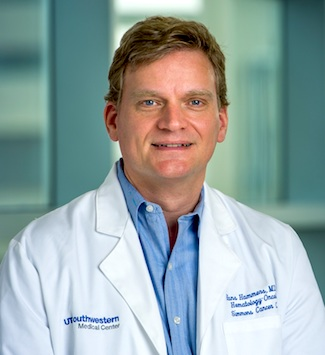 "Dr. Hans Hammers, Associate Professor of Internal Medicine and Co-Leader of the Kidney Cancer Program at UT Southwestern"" width="