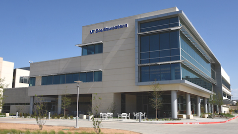UT Southwestern's new Radiation Oncology Building