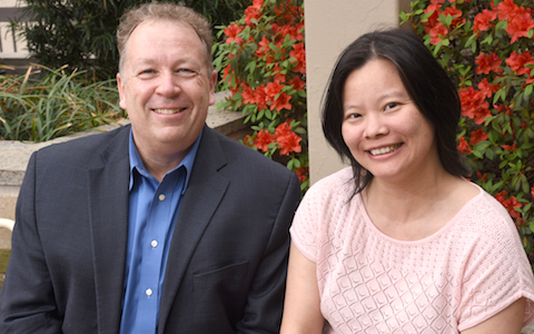 Dr. Philipp Scherer and Dr. Yingfeng Deng