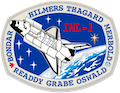 STS-42 Mission Badge
