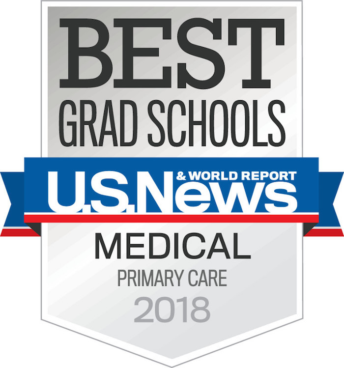 U.S. News & World Report Best Graduate School badge 2018